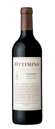 2015 Ottimino Zinfandel, Biglieri Vineyard-Old Vines.