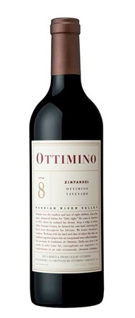 2015 Ottimino Zinfandel, Ottimino Estate Vineyard. $45